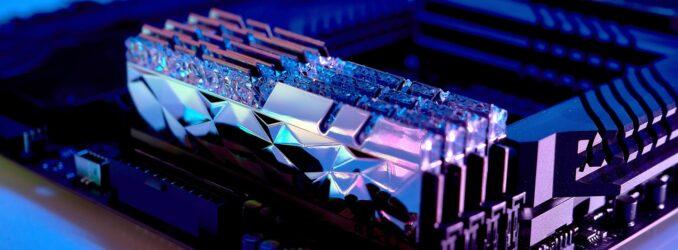 G.Skill Announces Trident Z Royal Elite Series DDR4 Memory