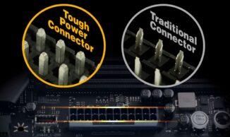 Tough Power Connector
