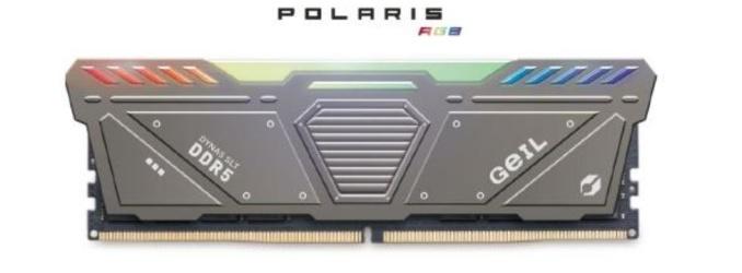 GeIL Announces Polaris RGB DDR5 High-Performance Gaming Memory