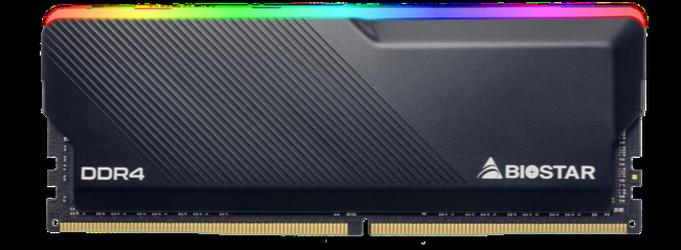 Biostar Announces RGB Gaming X series DDR4 Memory