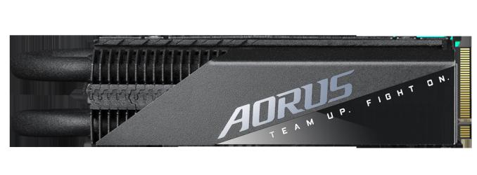 Gigabyte Released AORUS Gen4 7000s Prem M.2 2TB SSD