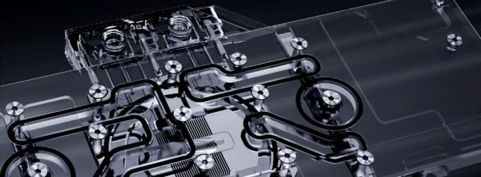 Alphacool Announced Eisblock Aurora GPX RTX 3080 Ti GPU Waterblock