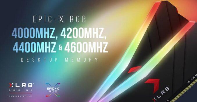 PNY XLR8 EPIC-X RGB