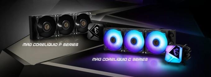 MSI Announces MAG Coreliquid C and MAG Coreliquid P Series AIO for LGA1700