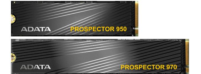 ADATA Announces Prospector Series SSD's for CHIA Plotting