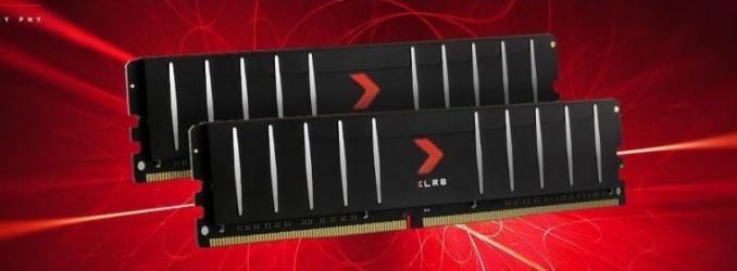 PNY Low Profile XLR8 Gaming DDR4