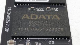 Rear 3D NAND Close-up